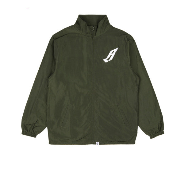 BBC Wealth Camp Coach Jacket Olive - Kong Online - 1