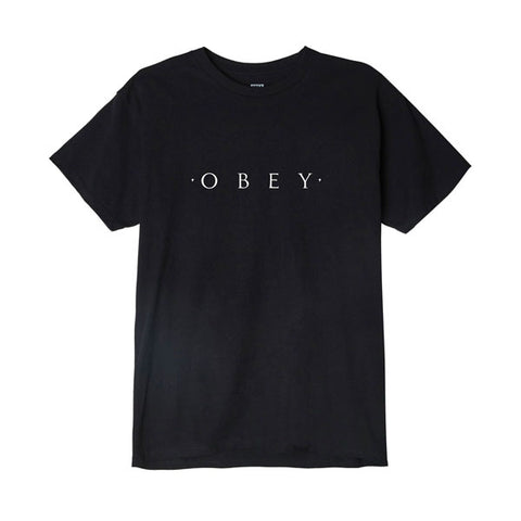 Obey Novel Obey Black