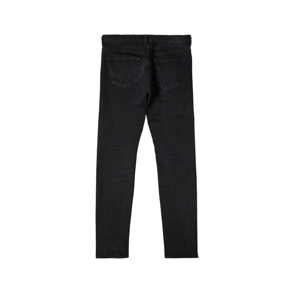 Edwin Slim Tapered Kaihara Black x Black Stretch Black (Rinsed)