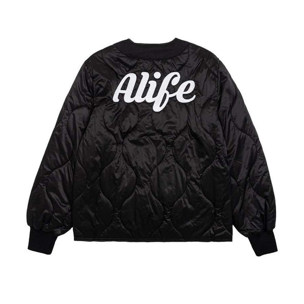 ALIFE Military Layer Black