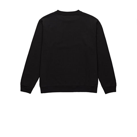 Polar Heavyweight Default Crewneck Black