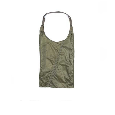 Maharishi Rollaway Shopping Bag Olive