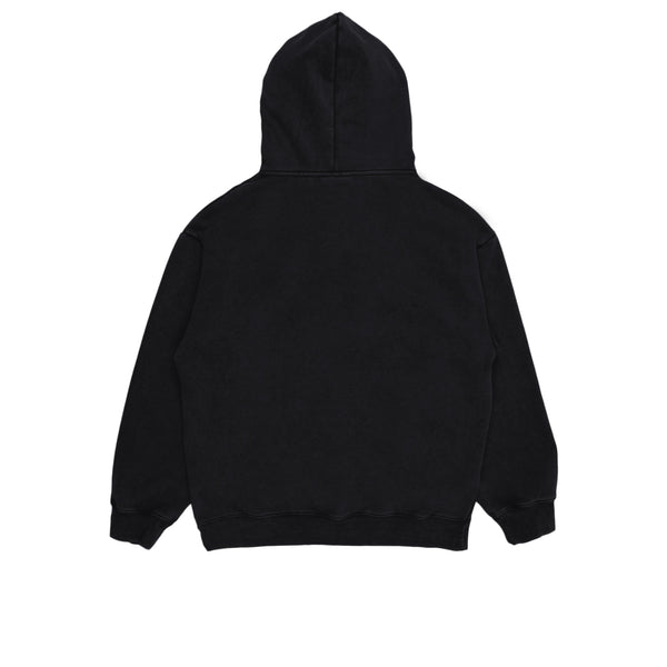 Pleasures Burnout Dyed Hoody Black