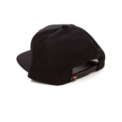 The Hundreds Forever Team Snapback Black - Kong Online - 2