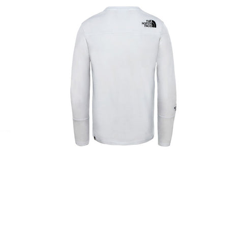 The North Face L/S Light Tee TNF White