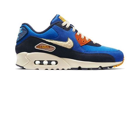 Nike Air Max 90 Premium SE Game Royal Light Cream