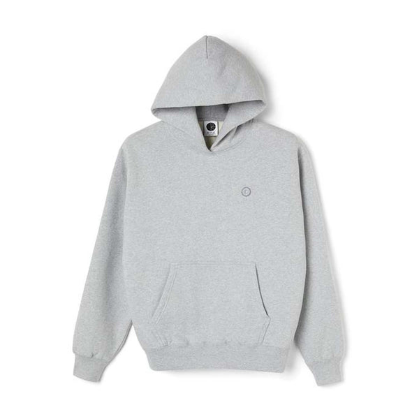 Polar Patch Hood Sports Grey