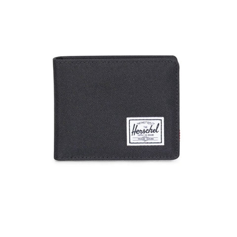 Herschel Roy + Coin RFID Black