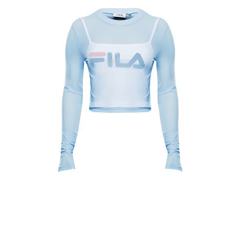 Fila Rachelle L/S Layer Tee Skyway