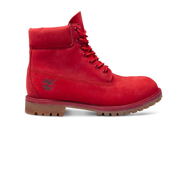 Timberland 6inch Prem Boot Red - Kong Online - 1