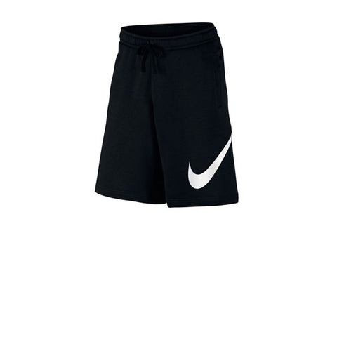 Nike Club Short Exp BB Black White