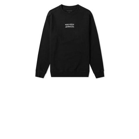 Maharishi Shattered Blake Print Sweat Black