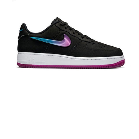 Nike Air Force 1 07 Premium 2 Black Active Fuchsia