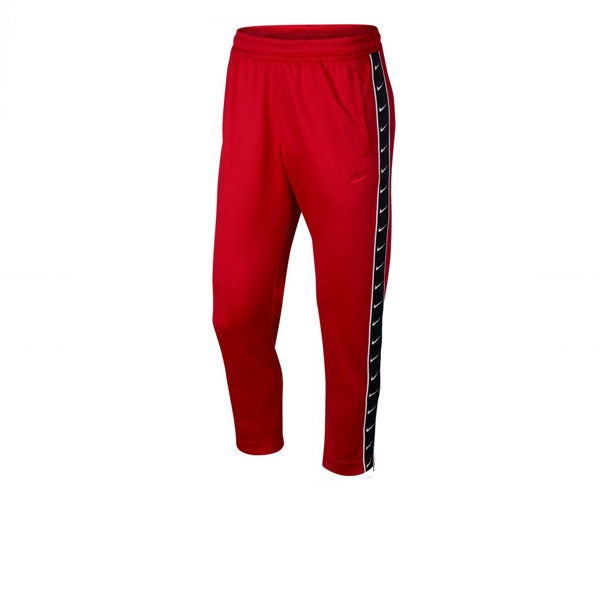 Nike Taped Swoosh Pant University Red