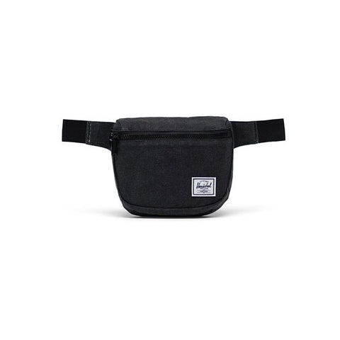 Herschel Fifteen Cotton Canvas Black