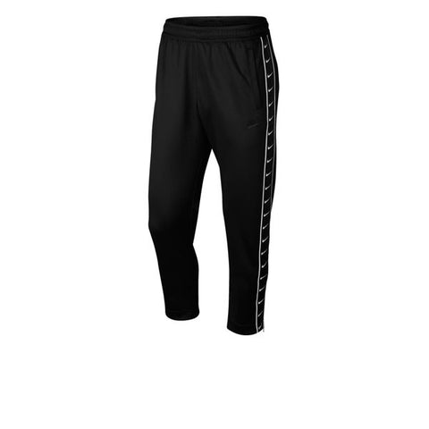 Nike Taped Swoosh Pant Black White