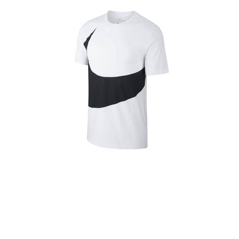 Nike Big Swoosh Tee White Black
