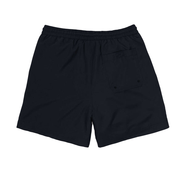 Carhartt WIP Chase Swim Trunk Black