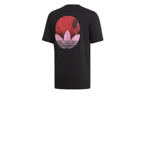 Adidas Tropical Tee Black