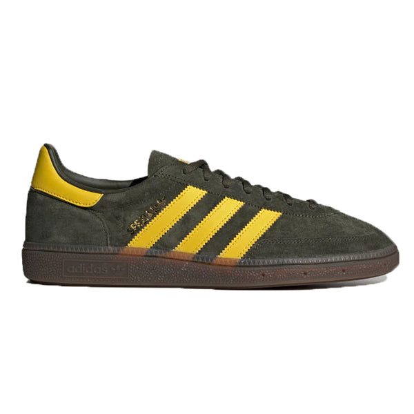 Adidas Handball Spezial Night Cargo Tribe Yellow Gum