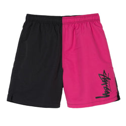 Stussy Panel Water Short Black