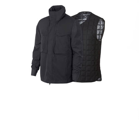 Nike Tech Pack Synthetic Fill Jacket Anthracite Black