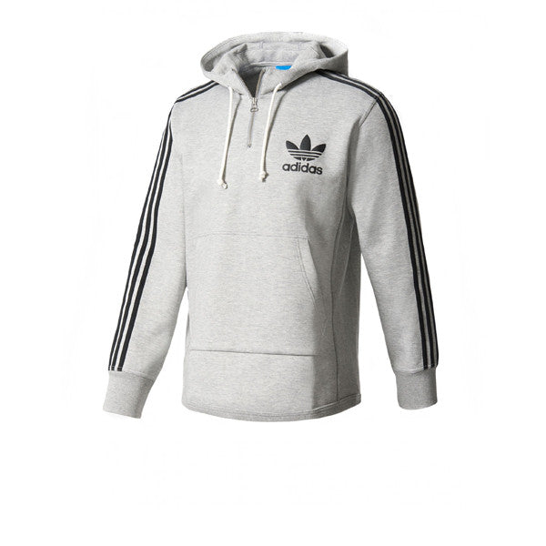 Adidas AC Terry Hoody Grey Heather