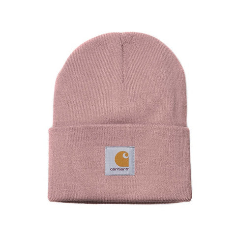 Carhartt Acrylic Watch Hat Blush