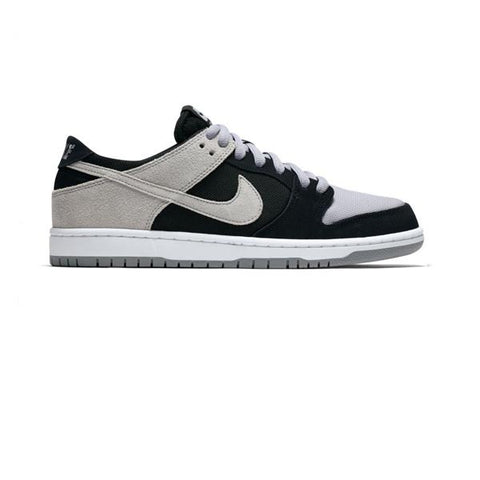 Nike SB Dunk Low Pro Black Wolf Grey White