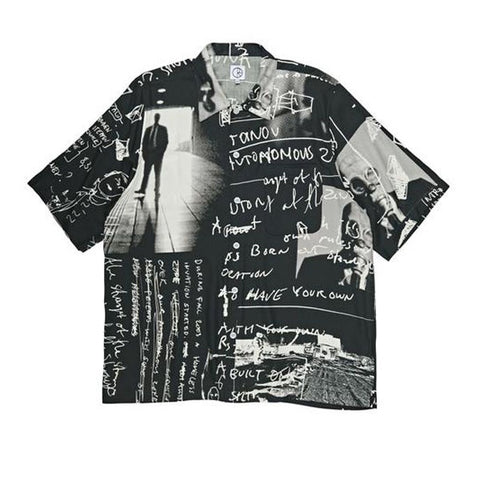 Polar Art Shirt Strongest Notes Black
