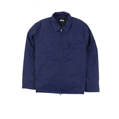 Stussy Insulated Bing Jacket Navy - Kong Online - 1