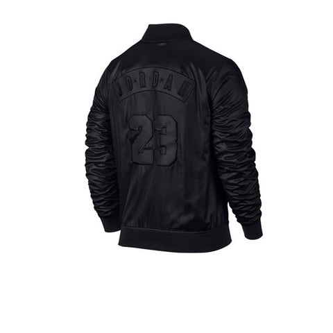 Air Jordan AJ 6 Bomber Jacket Black