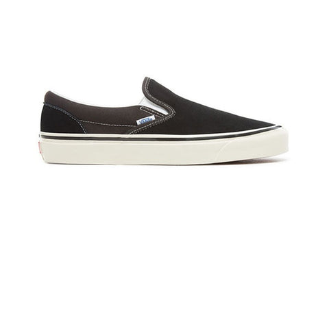 Vans Classic Slip-On 98 (Anaheim Factory) Suede Black