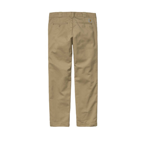 Carhartt Master Pant Leather Rinsed