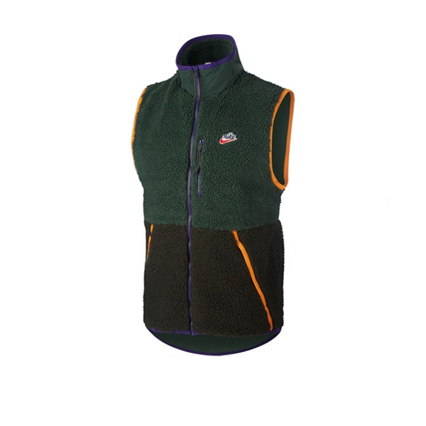 Nike He Winter Vest Galatic Jade Sequoia Kumquat