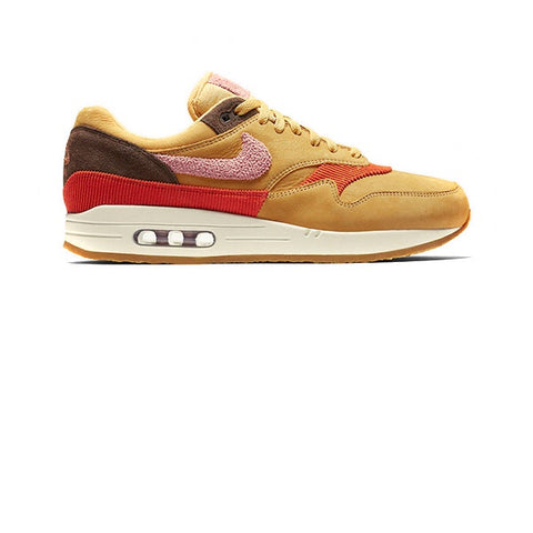 Nike Air Max 1 Wheat Gold Rust Pink
