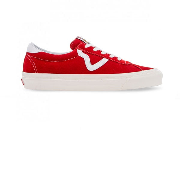 Vans Style 73 DX (Anaheim Factory) OG Red