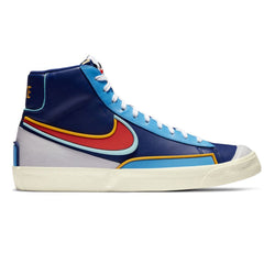 Nike Blazer Mid '77 Infinte Deep Royal Blue/Chile Red-Copa