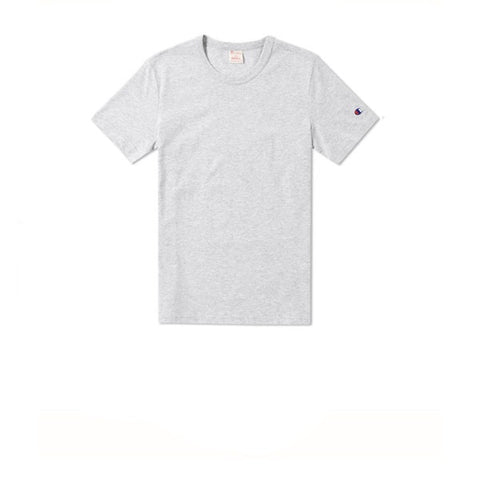 Champion Basic Crewneck T-Shirt Grey
