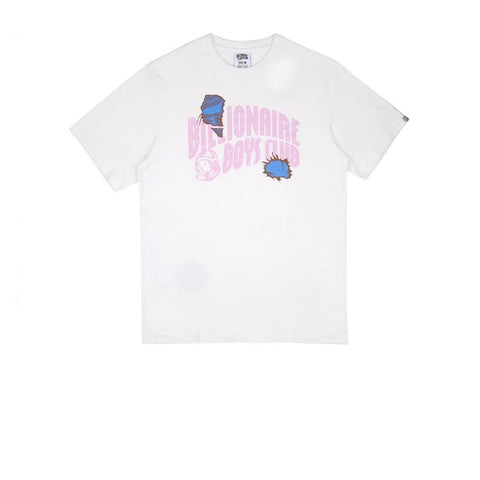 BBC Damaged Logo T-Shirt White