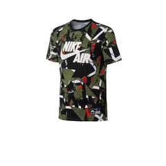 Nike Air Tee AOP 1 White Palm Green