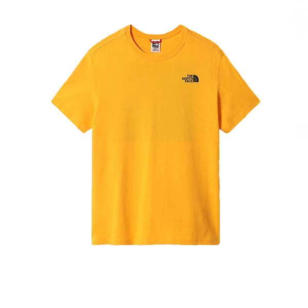 The North Face Throwback Tee Summit Gold