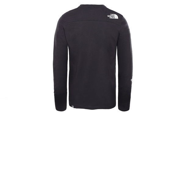 The North Face L/S Light Tee TNF Black