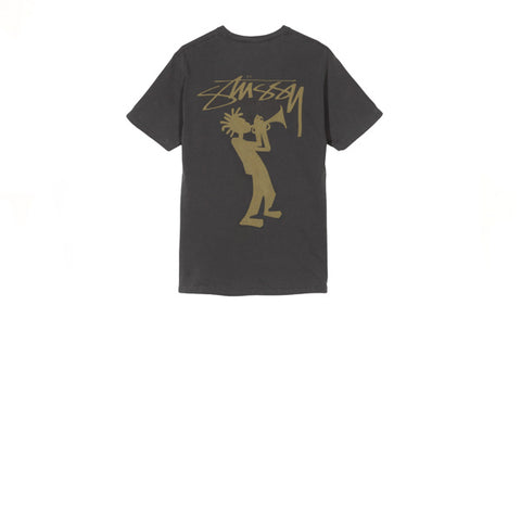 Stussy All That Jazz Tee Black