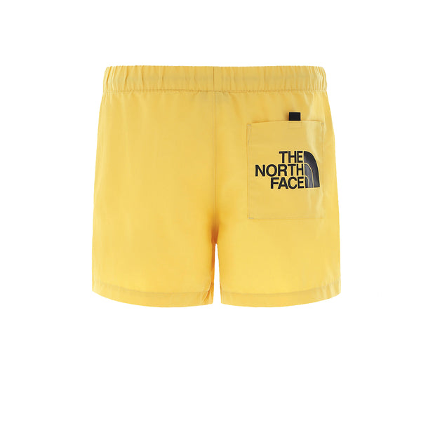 The North Face Mos Short Bamboo Yellow