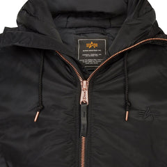 Alpha Industries N2-B VF PM Jacket Black Copper