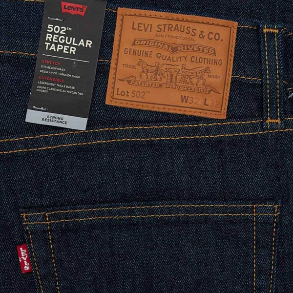 Levis 502 Taper Rock Cod Blue