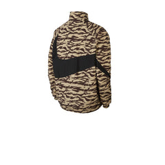 Nike AOP VW Swoosh Woven HZ Jacket Khaki Black