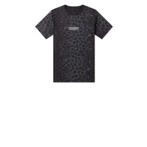 Maharishi Camo T-Shirt Leopard Night