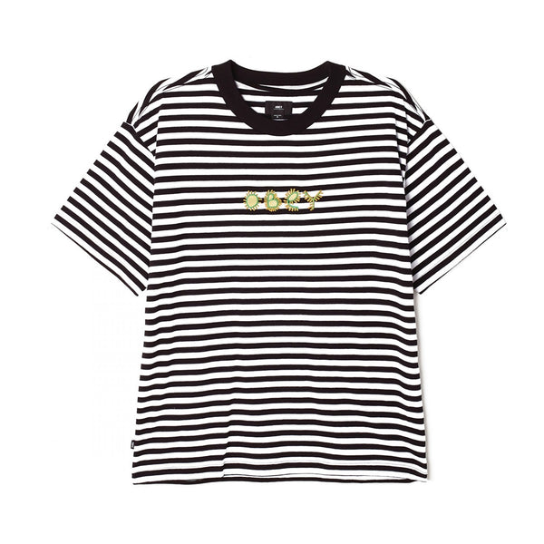 Obey Buggs Tee S/S Black Multi